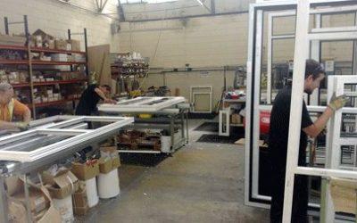 Fabricarea si repararea tamplariei termopan